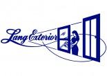 Lang Exteior Logo | Lang Blue