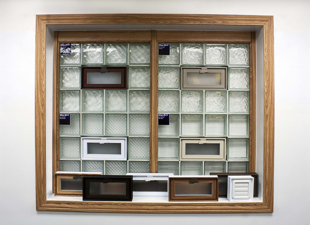 Showroom Hopper Display