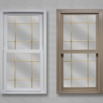 lang exterior powerweld double hung white clay brass colonial grids