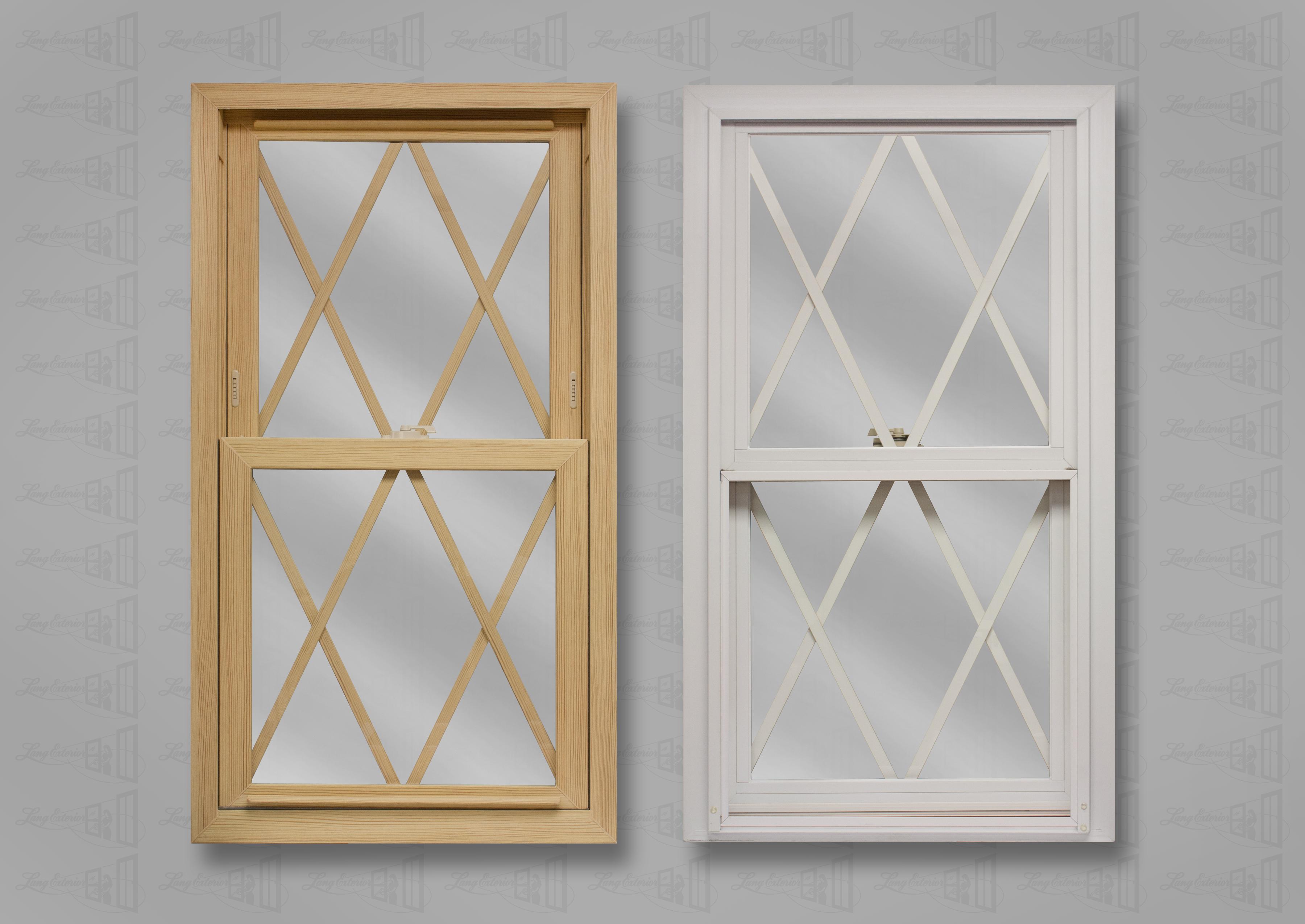 powerweld 1600 series double hung window