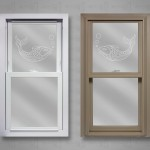 Lang Exterior Platinum - White Interior and Beige Exterior Custom V-Groove Fish